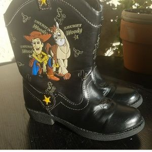 Other - Toy Story light up boots